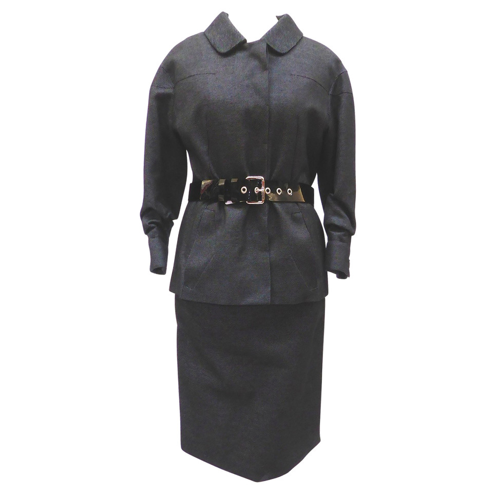 Louis Vuitton Costume with belt