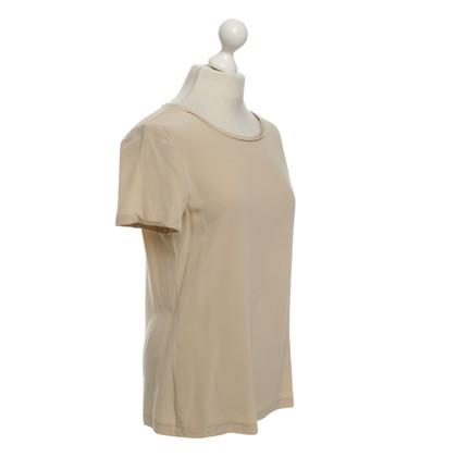 The Mercer N.Y. Seiden-Shirt in Beige