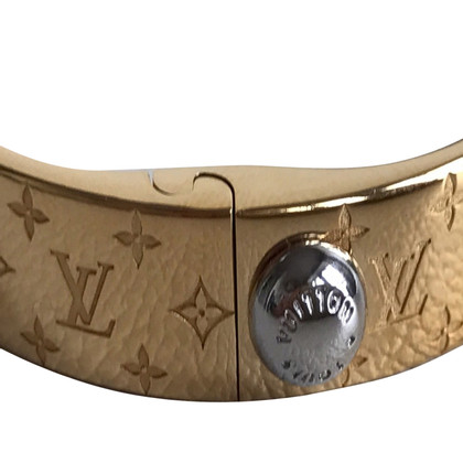 "Louis Vuitton ""Nanogram Cuff Armband"""