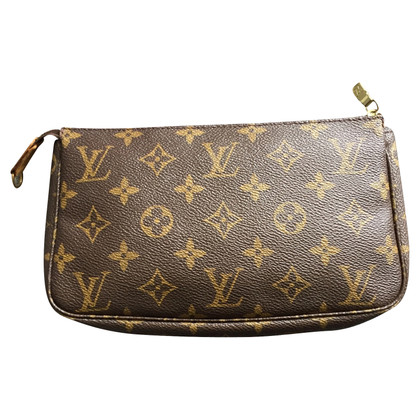 Louis Vuitton Pochette toiletbag monogram clutch