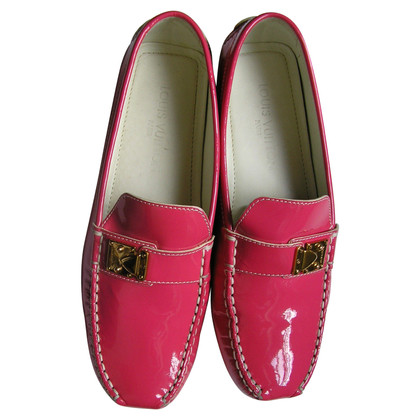 Louis Vuitton MOCCASINS LEATHER.