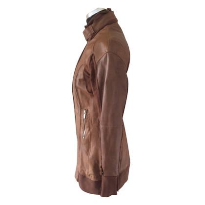 Arma giacca di pelle