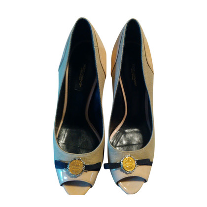 Dolce & Gabbana Peeptoes