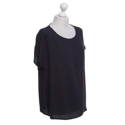 American Vintage top in dark blue