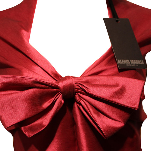 8a385d9bcd48 Alexis Mabille Alexis Mabille, bustier dress, fuchsia - Second Hand ...