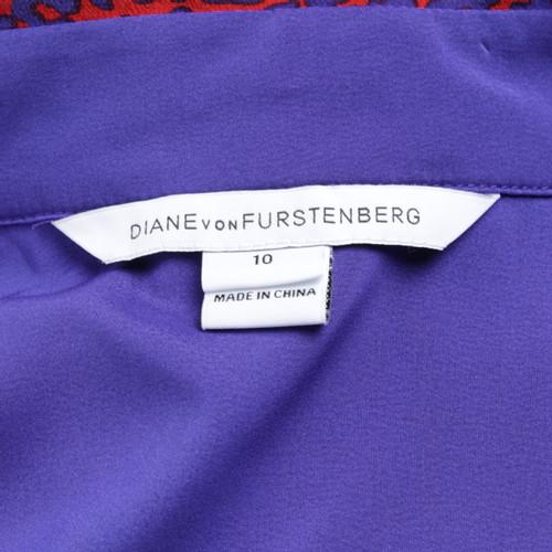 Diane von Furstenberg Blouse en soie