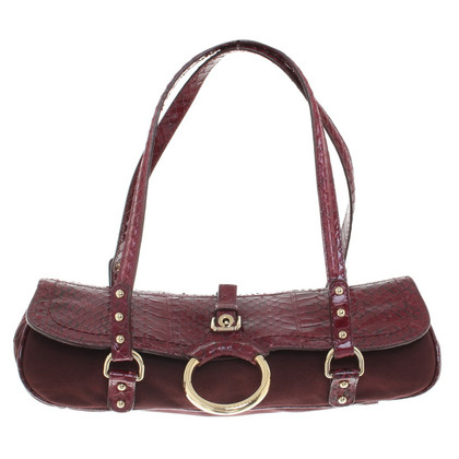 Dolce & Gabbana Tas in Bordeaux