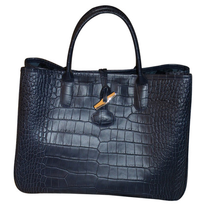 "Longchamp ""Roseau Bag Large"""