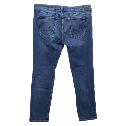 7 For All Mankind Jean bleu