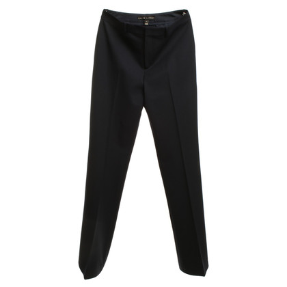 Ralph Lauren trousers in dark blue