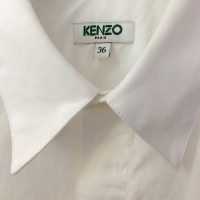 Kenzo Blouse with tiger head emblem