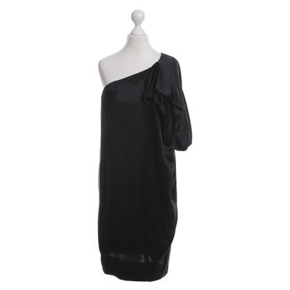 Stella McCartney Gedrapeerd zijden jurk