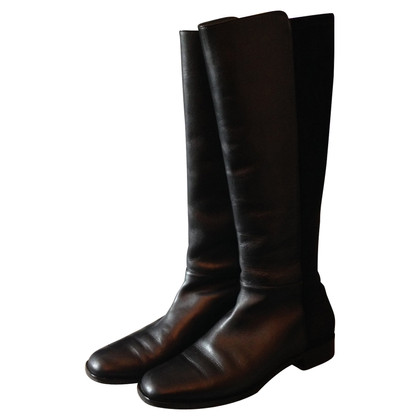 Max Mara Boots in black