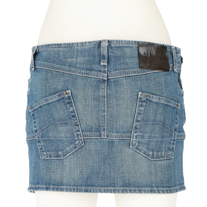 Armani Jeans Denim skirt in blue