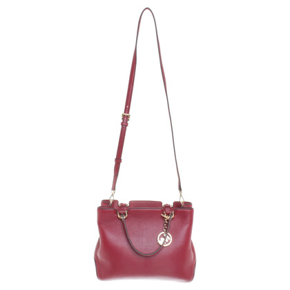 Michael Kors Bordeaux colored handbag