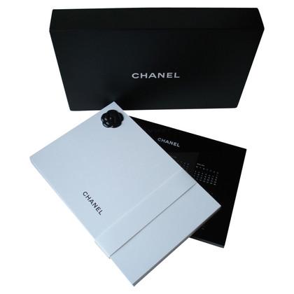 Chanel Table Calendar 2018
