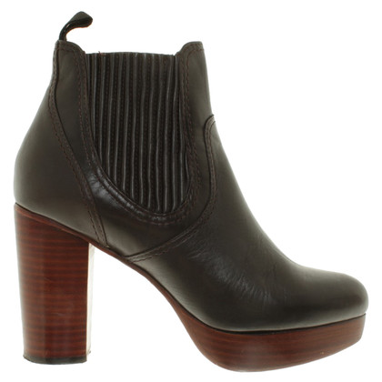 Marc by Marc Jacobs Stiefeletten in Braun