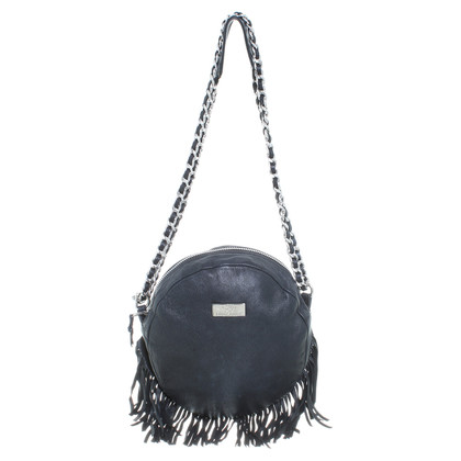 Other Designer Meli Melo - leather bag with fringe