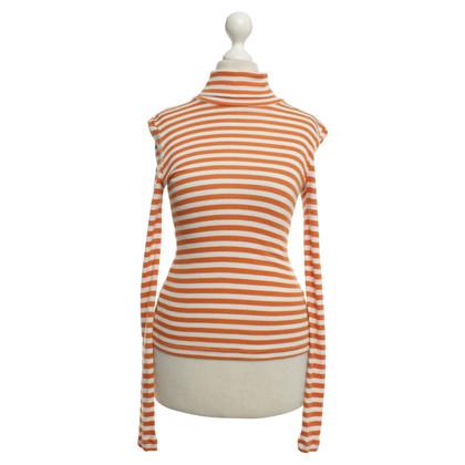 Patrizia Pepe Turtleneck with stripes