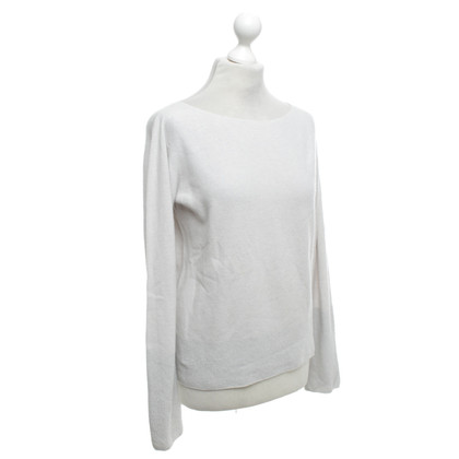 Fabiana Filippi Sweater in beige / silver