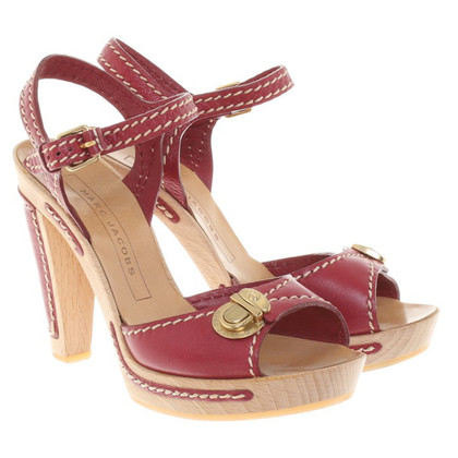 Marc Jacobs Sandaletten in Bordeaux