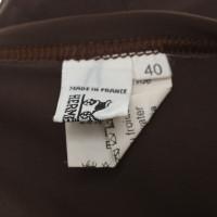 Hermès Pareo in brown