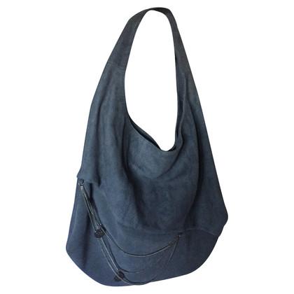 Patrizia Pepe Wildleder-Handtasche