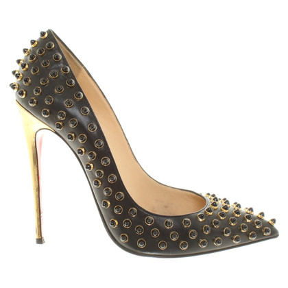 Christian Louboutin pumps Studded