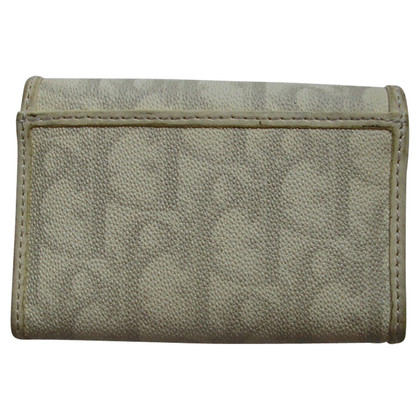 Christian Dior Clé de Monogram Canvas