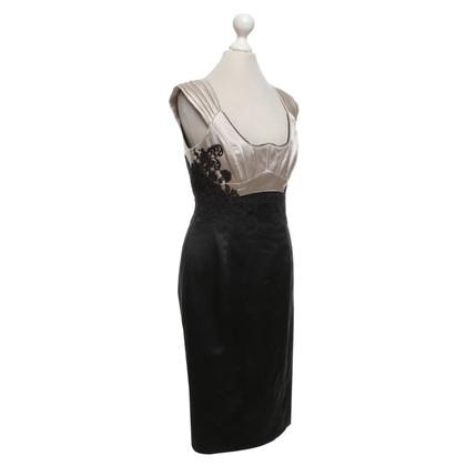 Karen Millen Dress in bicolour