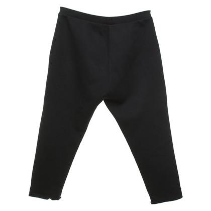Acne Joggpants en noir