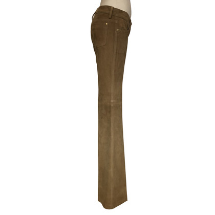 Barbara Bui Suede trousers