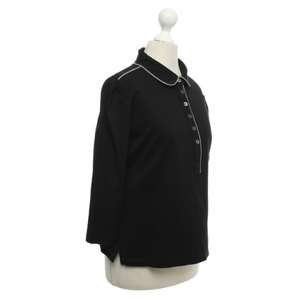 Aquascutum top in black