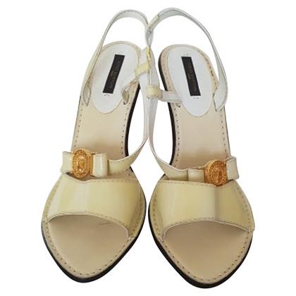Louis Vuitton Sandalen met broche