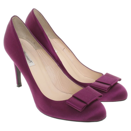 L.K. Bennett Pumps in Violett