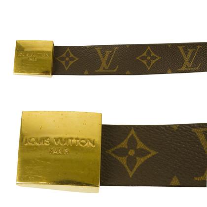 Louis Vuitton Belt Monogram Canvas