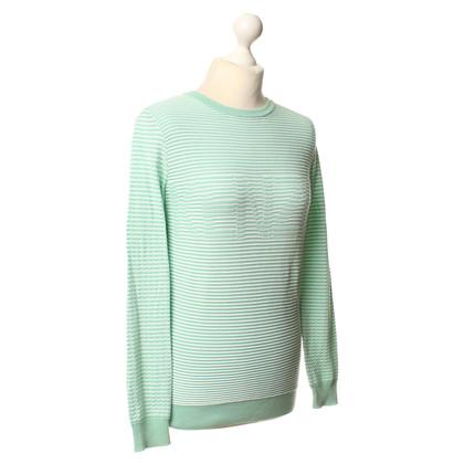 Kenzo Maglione lavorato a maglia in verde chiaro