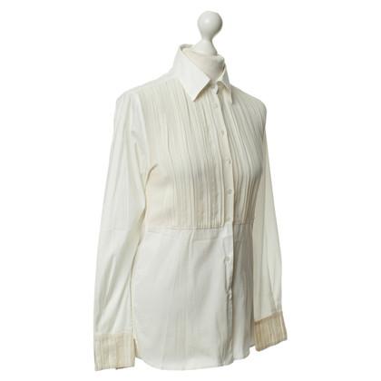Ermanno Scervino Witte blouse