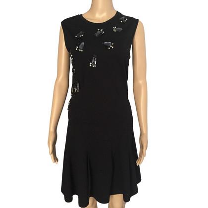 Blumarine zwarte jurk
