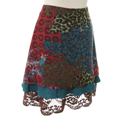 Christian Lacroix skirt pattern