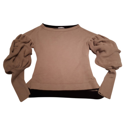 Patrizia Pepe Puff effect sleeves shirt