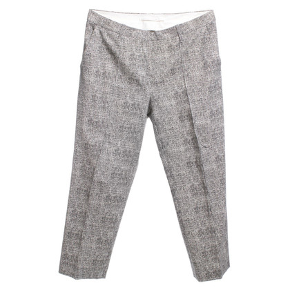 Schumacher Trousers in black and white