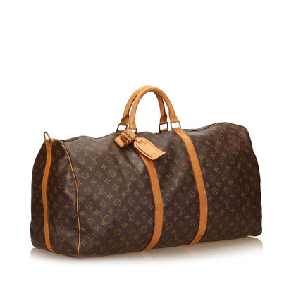 Louis Vuitton Monogramm Keepall Bandouliere 60