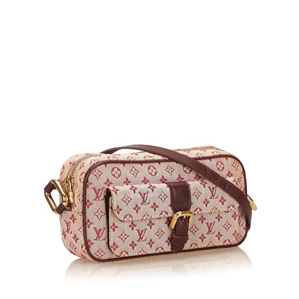 Louis Vuitton Monogram Mini Lin Giulietta MM