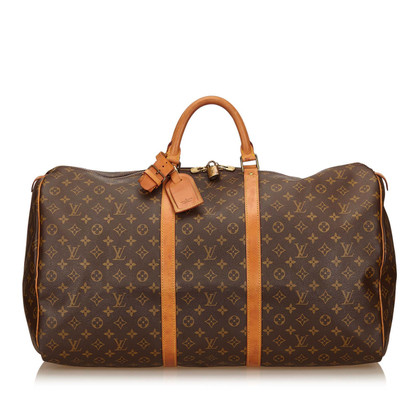"Louis Vuitton ""Keepall Monogram Canvas"" 60"