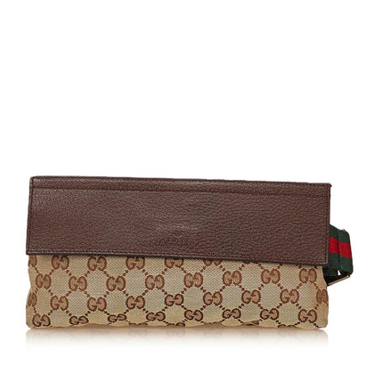 Gucci Guccissima Jacquard Web Shoulder bag