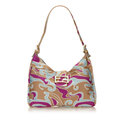 Fendi Jacquard Shoulder bag
