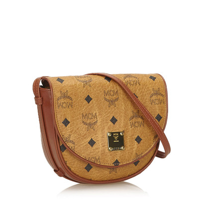MCM Cuoio Shoulder bag