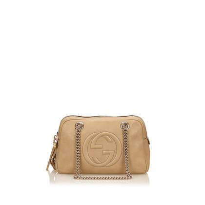 Gucci Soho Bag Kalbsleder Umhängetasche