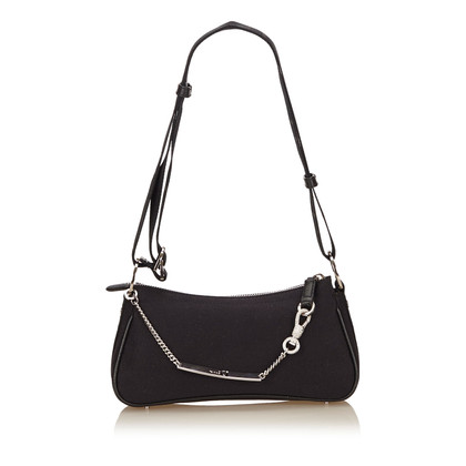 Christian Dior Canvas Handbag